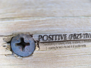 Why Positive Thinking Is So Difficult - A Personal Theory
